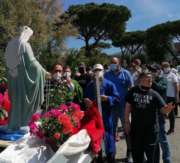 Napoli – Ercolano – La chiusura del mese di Maggio
