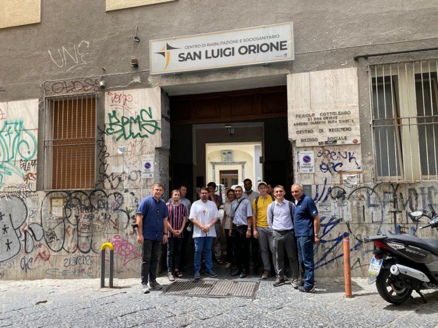 Napoli – Uniti nel cuore di Don Orione