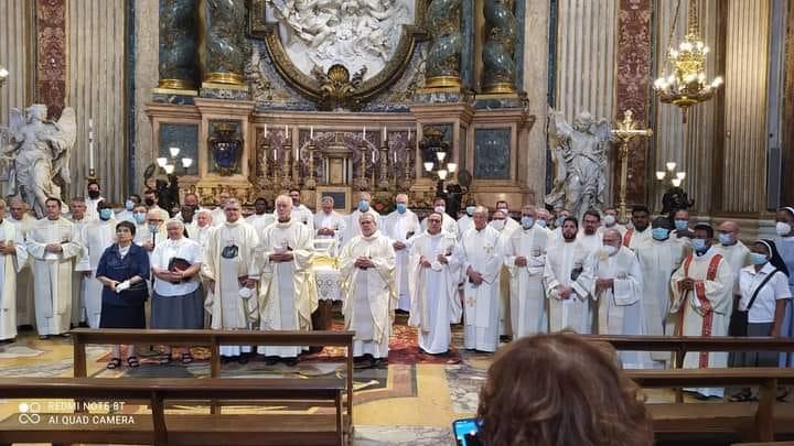 Da Ercolano a Roma – In preghiera da San Luigi Gonzaga