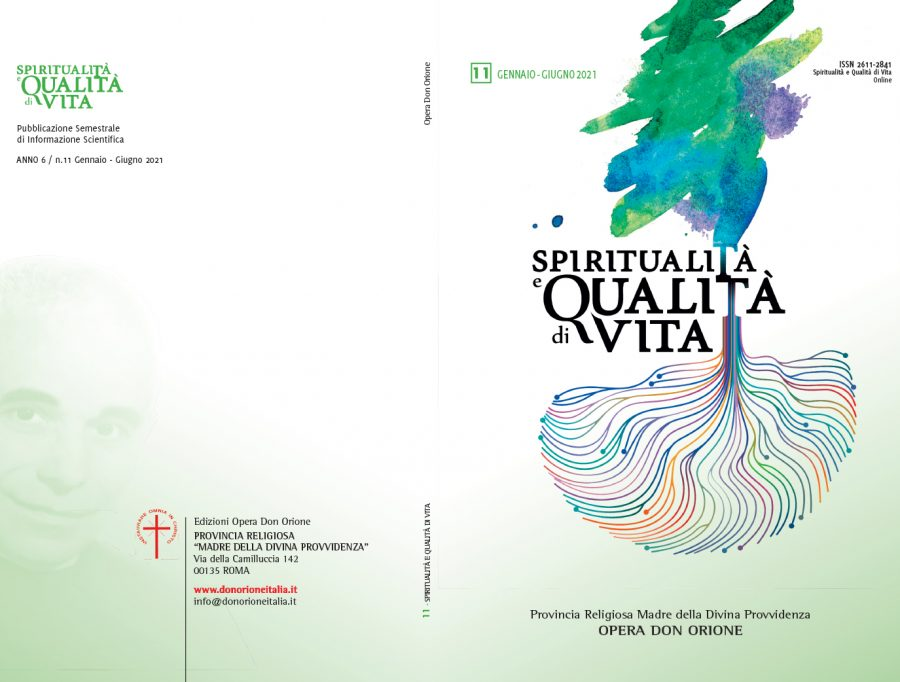 Spiritualità e Qualità di Vita – Online il nuovo numero
