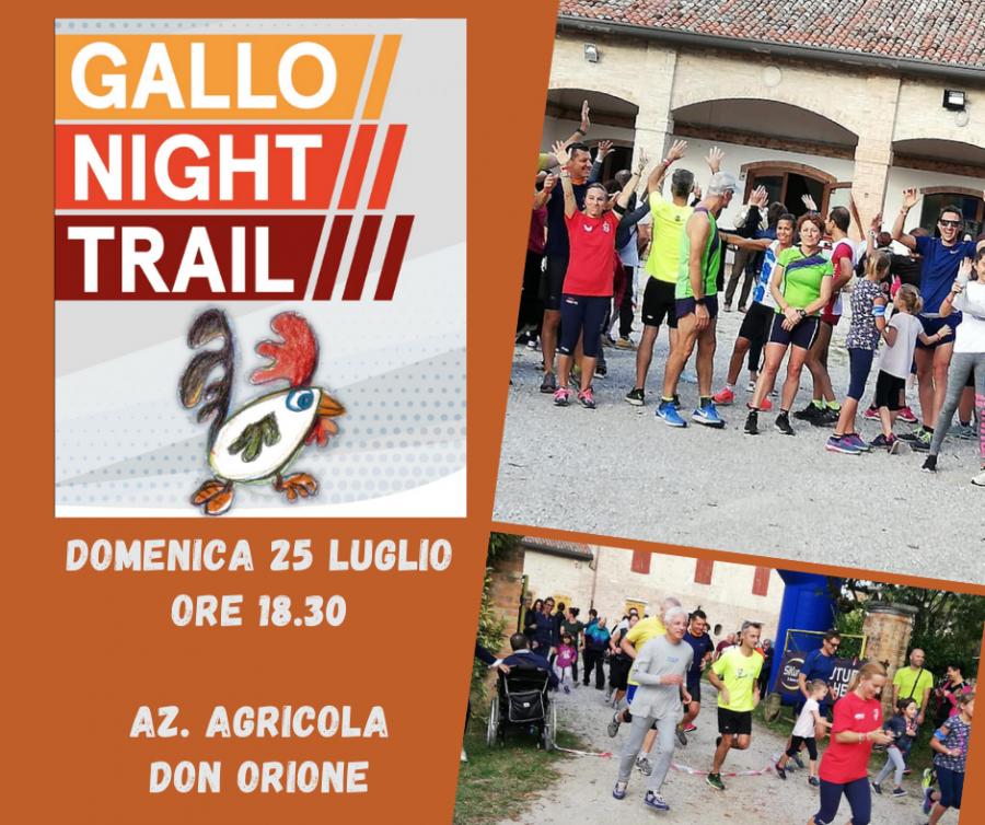 Chirignago – Gallo night trail