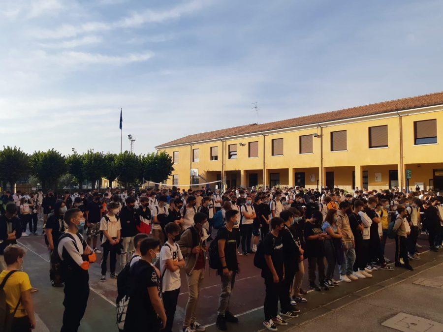 Fano – Primo giorno di scuola